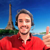 Professional Online French Teacher! Using the best methods: practicing conversation and pronunciation! :)